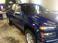 2010 Chevrolet Colorado LT 4X4 5 cylindres 3.7