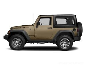 2018 Jeep Wrangler JK   - Leather Seats - Navigation