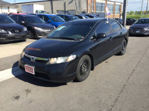 2006 Honda Civic DX-G, sedan, Manual Transmission