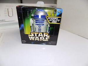 Star Wars Yoda and  R2D2 new in package and more. Kitchener / Waterloo Kitchener Area image 2