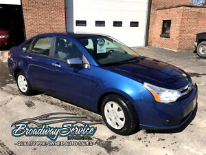 2008 Ford Focus S Sedan - MTO CERTIFIED & E-TESTED