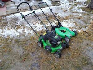 ** self-propelled lawnboy lawnmower + spare parts body $50