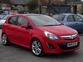 2013 Vauxhall Corsa 1.4 i 16v SXi 5dr