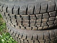 All most new snow tires/winter tires