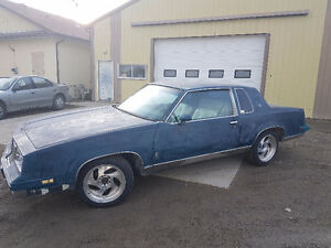 1985 Oldsmobile Cutlass Coupe (2 door)