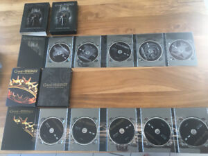 DVD- Games of thrones - séries