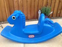 Bouncy horse-Walsall