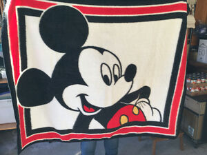 Disney Mickey Mouse Blankets