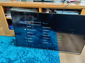 "Samsung 40"" TV, spares or repair"
