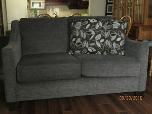 Love Seat and coordinating chair Stratford Kitchener Area image 1