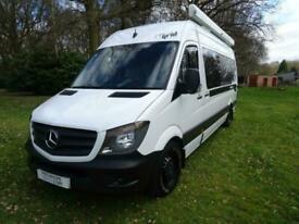 Knowmans Leisure - Mercedes - Off Grid Race Van - FOR SALE