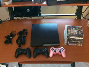 PS3 - 3 Controllers - $125 OBO