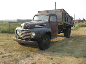 1949 Ford F-135 Truck **SALE PENDING**
