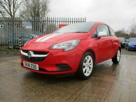 image for 2018 Vauxhall Corsa 1.4i ecoTEC Sting 3dr Hatchback Petrol Manual