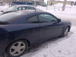 2003 manual tiburon
