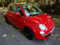 Fiat 500 0.9 (85bhp) Dualogic LOUNGE - 2012/12 Reg