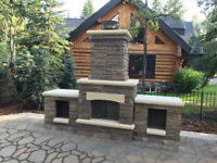 Landscaping, Patios, Retaining walls and more!