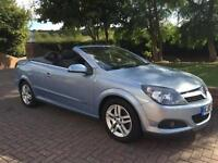 VAUXHALL ASTRA 1.8 SPORT TWIN TOP 2DR CONVERTIBLE 2007 07