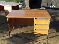 Desk 3 Drawer