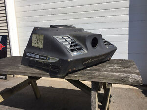 1970 Arctic Cat Panther model 399K sled nose