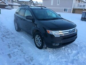 2007 Ford Edge SEL SUV, AWD - Leather/Sunroof - DVD / Navigation