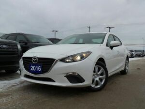 2016 Mazda Mazda3 GX PUSH BUTTON START