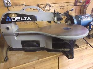 Delta Scroll Saw