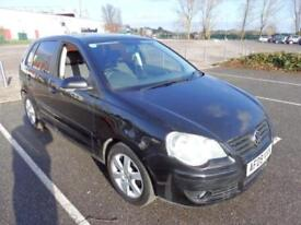 Volkswagen Polo 1.2 2009 Match 93000 MILES