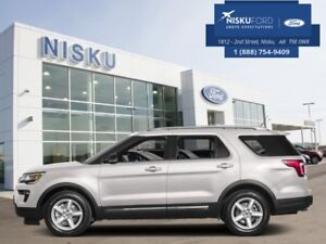 2018 Ford Explorer XLT 4WD  - Sunroof - Power Liftgate
