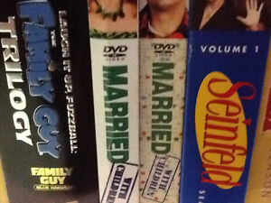 MARRIED WITH CHILDREN DVD Box Sets $10 each