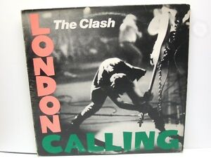 disque en vinyl the clash