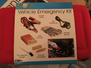 Brand New Emergency Road Kit
