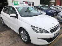 2015 (15) PEUGEOT 308 1.6 HDI S/S ACTIVE 5DR