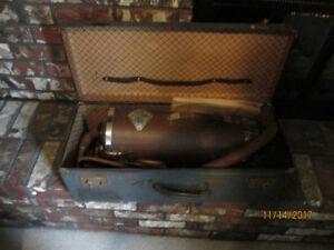 1938 Vacuum Cleaner  & Attachments
