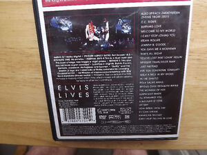FS: Elvis Presley DVD's London Ontario image 5