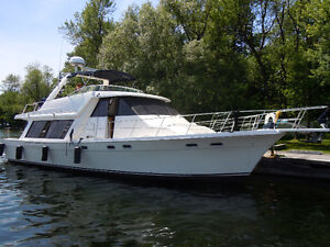 1997 Bayliner 4788 Motoryacht - Well Maintained with Upgrades