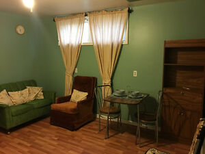 Cute Freshly Painted 1 Bedroom Basement Suite Private Entrance Moose Jaw Regina Area image 5