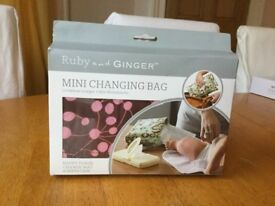 Mini Changing Bag