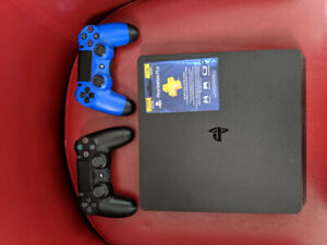 Playstation 4 PS4  1TB Slim Console