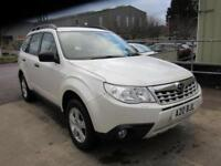 2012 Subaru Forester 2.0 X 5dr