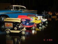 camion antique Pepsi Cola die cast miniature diecast