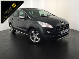 2012 62 PEUGEOT 3008 ALLURE HDI DIESEL 1 OWNER SERVICE HISTORY FINANCE PX