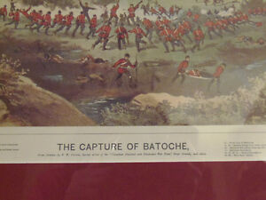 Collectible War of 1812 Historical Battle Prints Kelly & Curzon London Ontario image 7