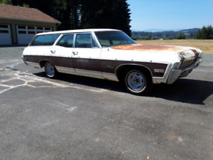 1968 Caprice Woody Original Paint  $3999