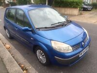 Renault scenic 1.6 petrol . Low milage