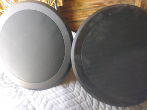 2x speaker 8pouces Audiotrak