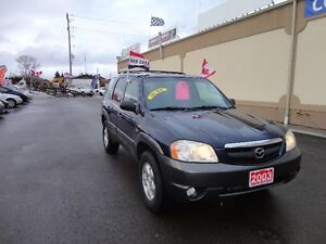 2003 Mazda Other LX SUV, Crossover E-TESTED& CERT
