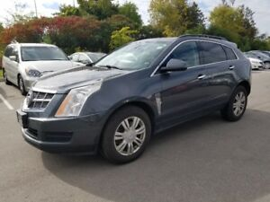 2010 Cadillac SRX FWD * HTD STS, Leather, Power Opt, AC, Cruise*