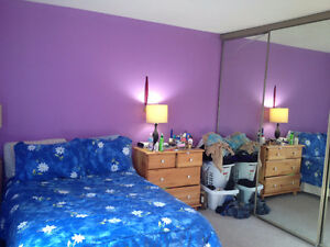 ALL INCLUSIVE / FURNISHED / QUIET AREA - MAY 1