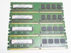 Mémoire d'ordinateur Hynix 3GB DDR2 800 MHz (PC2-6400)